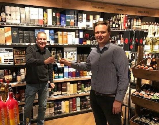 Mark Janssen, Richard van den Broek
